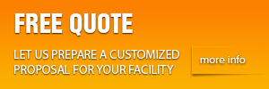FREE cleaning quote from Mr Kleen for your facility