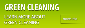 Learn about Green Cleaning